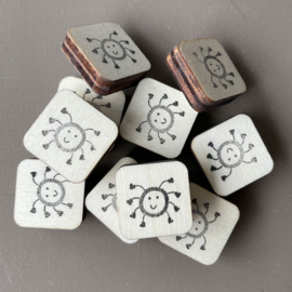 Stempel mini - spin