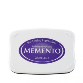 Memento 25. GRAPE JELLY