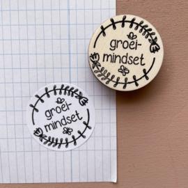 Stempel  groei mindset