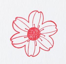 VersaFine CLAIRE 20. Tulip red