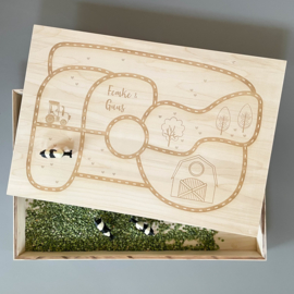 Speelbak L thema boerderij