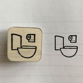 Stempel mini - wc