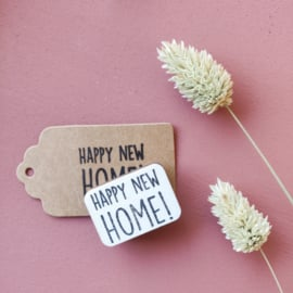 Stempel happy new home!