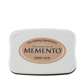 Memento 8. DESERT SAND