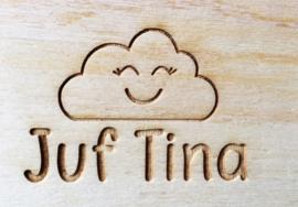 juf Tina