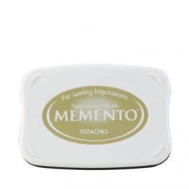 Memento 13. PISTACHO