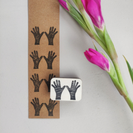 Stempel handen