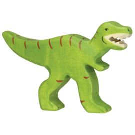 Holztiger Tyrannosaurus Rex