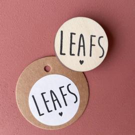 Stempel Frysk - leafs