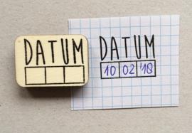 Stempel datum