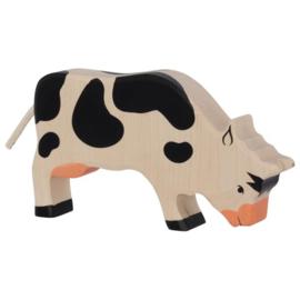 Holztiger Koe
