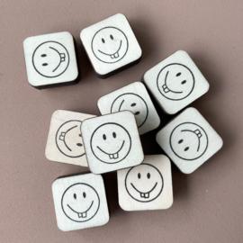 Stempel mini - smiley 12