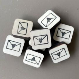 Stempel mini - envelop