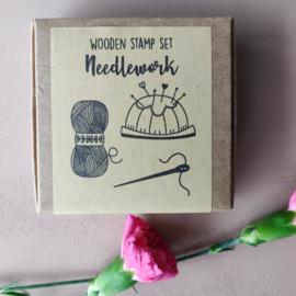 StempelSET needlework