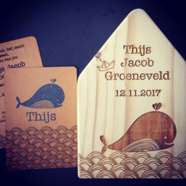 Geboortehuisje Thijs