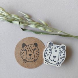 Stempel luipaard
