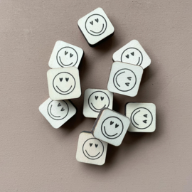 Stempel mini - smiley 4