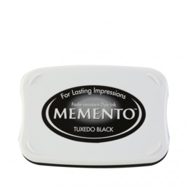 Memento 1.TUXEDO BLACK