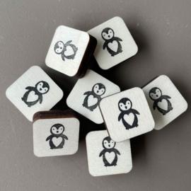 Stempel mini - pinguïn