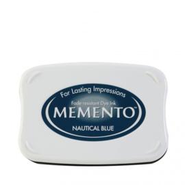 Stempelinkt Memento 18. NAUTICAL BLUE