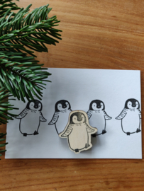 Stempel Pinguïn
