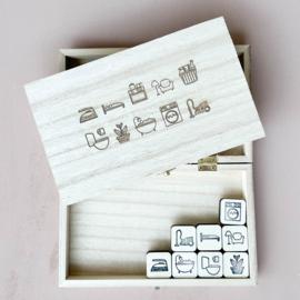 Stempelset plannen - aanvulling op @demammavan plan-box
