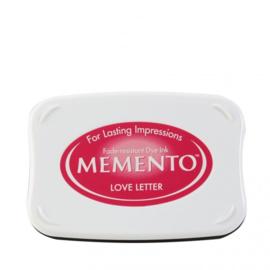 Memento 30. LOVE LETTER