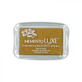 Memento LUXE Peanut brittle