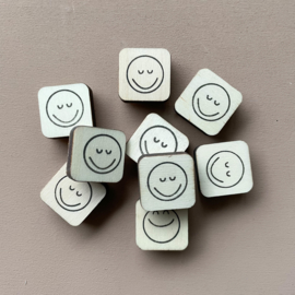 Stempel mini - smiley 5