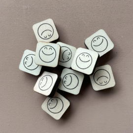 Stempel mini - smiley 3