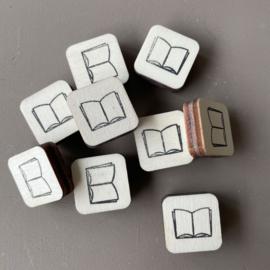 Stempel mini - boek