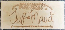 juf Maud