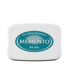 Memento 21. TEAL ZEAL