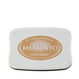 Memento 9. TOFFEE CRUNCH