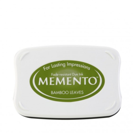 Memento 12. BAMBOO LEAVES
