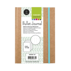 Bullet journal A5 Kraft
