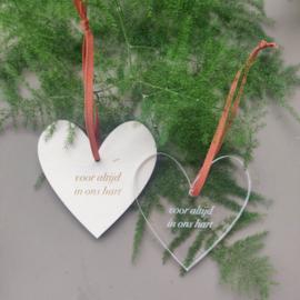 Kersthanger hart