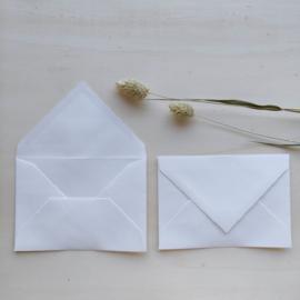 Enveloppen Hollands geschept