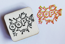 Stempel OOPS!