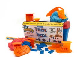 Toolbox kinetisch zand