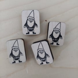 SALE Stempel kabouter