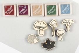 Stempels paddenstoel