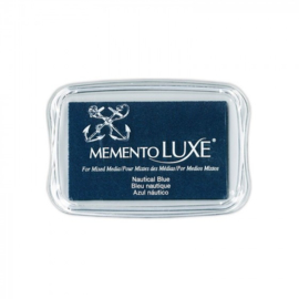 Memento LUXE Nautical Blue
