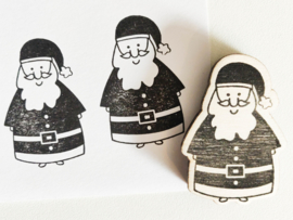 Stempel kerstman