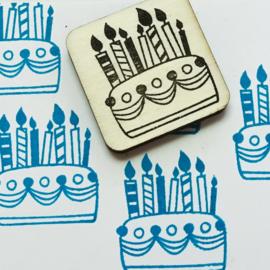 Stempel taart