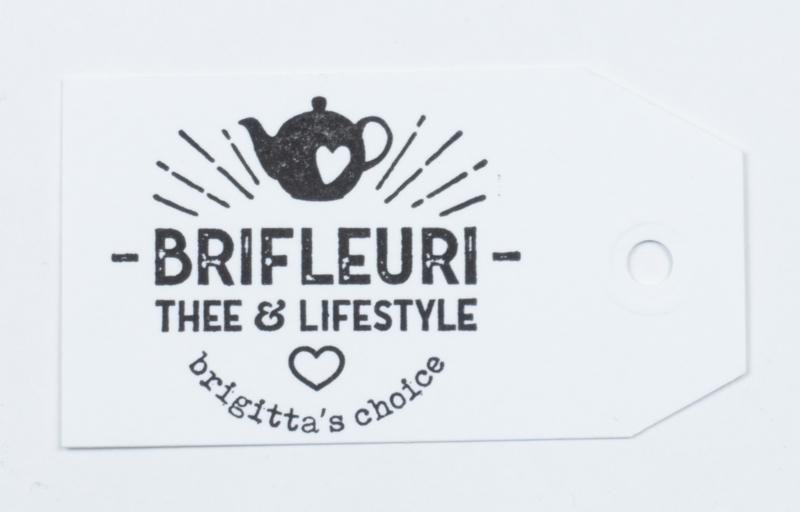 Logostempel BRIFLEURI