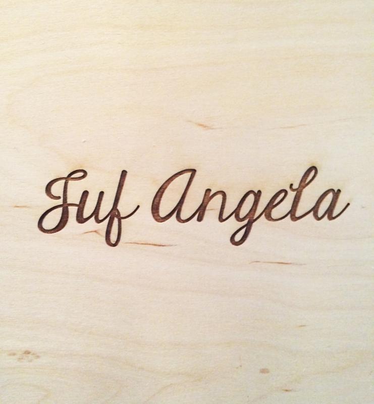 juf Angela