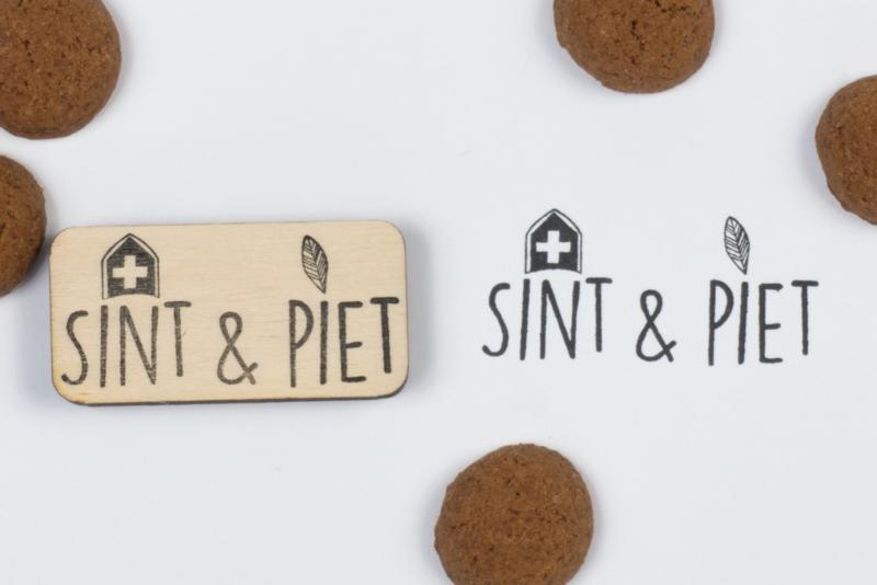 Stempel Sint & Piet