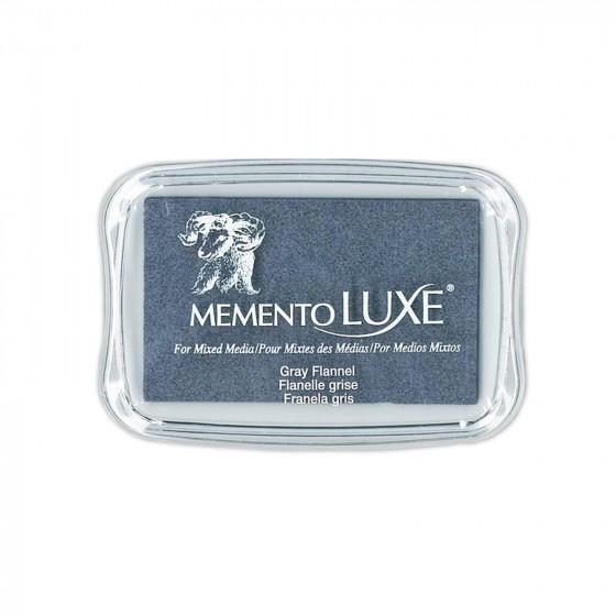 Stempelinkt Memento LUXE Gray Flannel