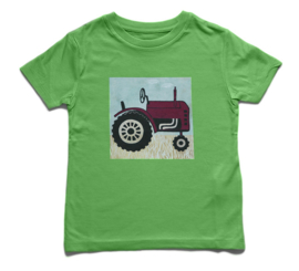 shirt tractor, maat 3-4